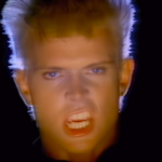 "Billy Idol Almost Went Blind Making His ""Eyes Without a Face"" Video"