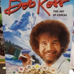 There's Now a Breakfast Cereal Honoring Bob Ross . . . Yes, the Painter