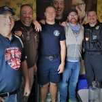 Charity Softball Game has Cops and Firefighters Fired Up