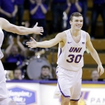 Panthers climb out of early hole to top Drake, 68-54