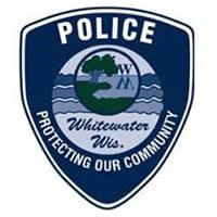whitewater police badge