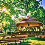 Lake Mills Bandstand Re-Dedicated