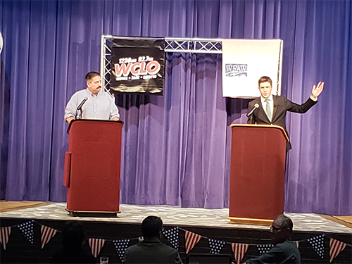 1st Congressional District Debate Held in Rock County | WSJY-FM