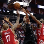 Giannis Goes For 27 Points, 21 Rebounds in 116-109 Win At Houston