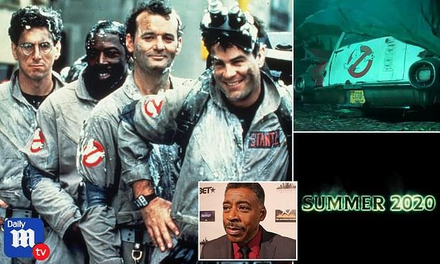 "Ernie Hudson Confirms ""Original Ghostbusters"" Cast Will Return In The New Film"
