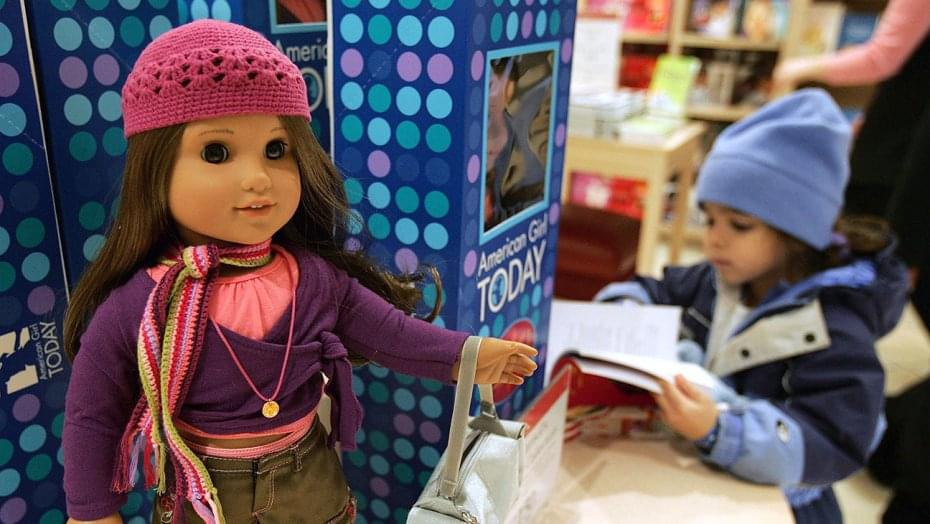 American Girl Doll Movie in the Works