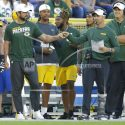 Packers Drop Preseason Game with Rodgers on Sidelines, 26-13
