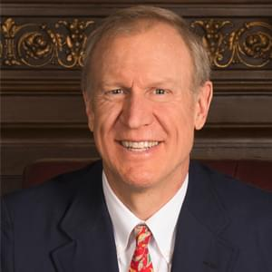 Rauner campaigns for 2nd chance: 'I'm a better governor now'