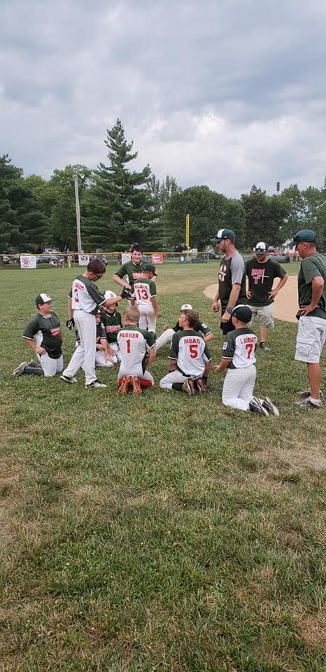Salem 11u Into District Title Game At Robinson