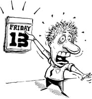 It's Friday the 13th . . .How to Have Good Luck Instead
