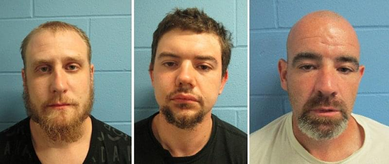 Three Face New Meth Charges in Marion County Court | WJBD-FM
