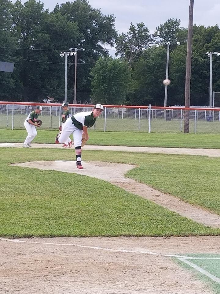 Salem 12u Opens Sectionals With Win Over Paris