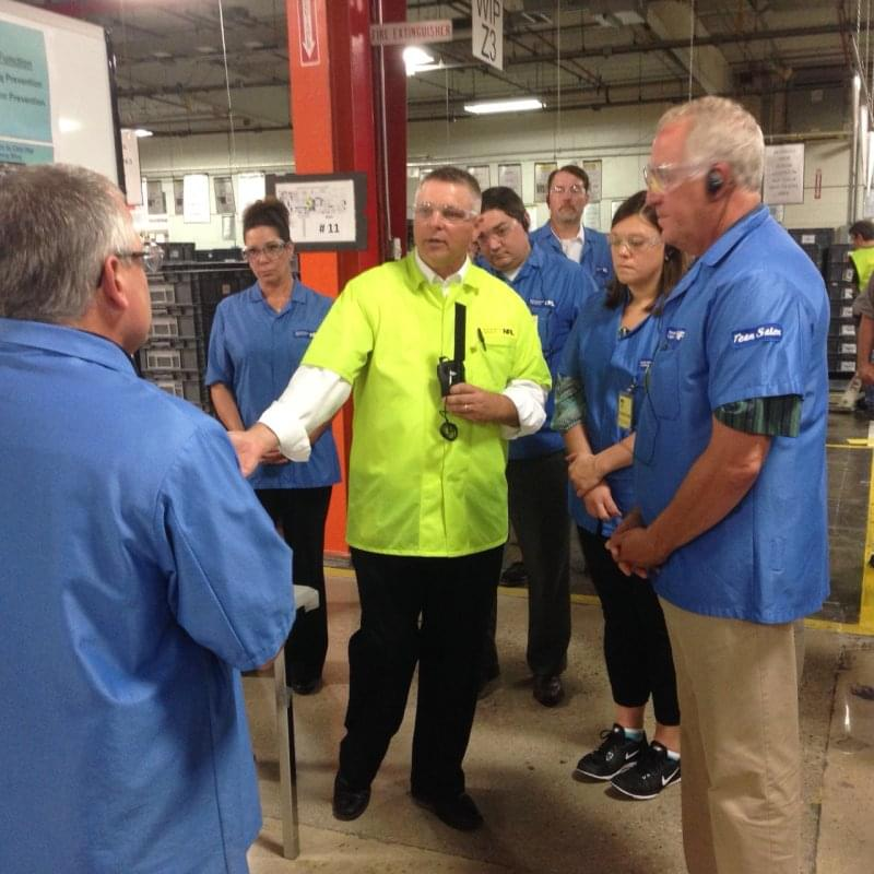 North America Lighting: North American Lighting Plant Manager Sees Big Growth In