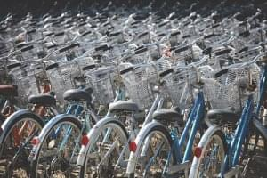 Salem Police Prepare for Giveaway of Unclaimed Bicycles