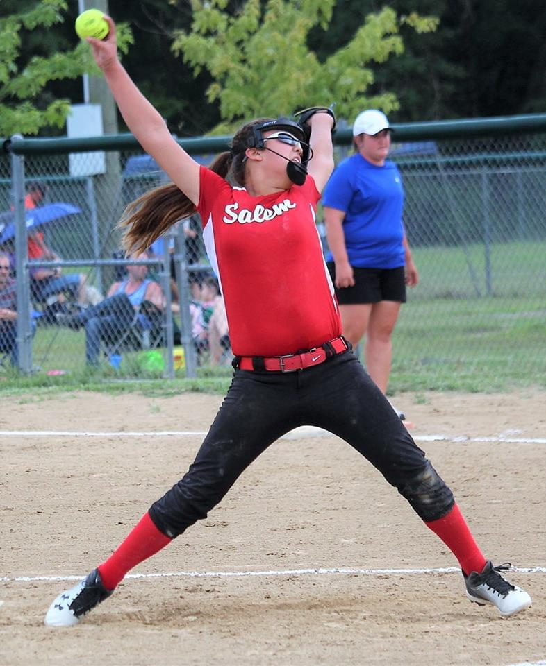 Franklin Park, SC, Odin & Selmaville Earn Softball Wins