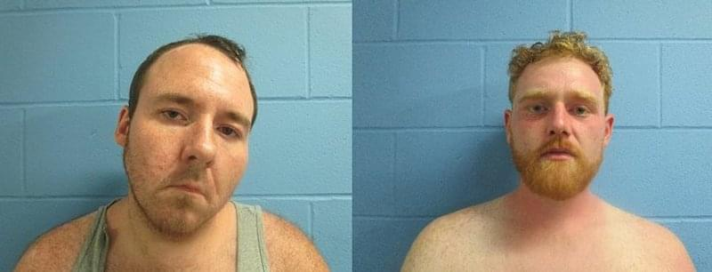 Marion County Sheriff's Department Arrests Two Sandoval Men for Two Recent Burglaries