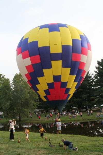 Balloon Fest Comes to Successful Close with Two Sunday Flights