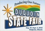 Grandstand Acts announced for the 2019 DuQuion State Fair