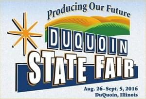 Road, grandstand improvements planned for DuQuoin State Fair