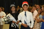 Centralia High School Crowns Homecoming King and Queen