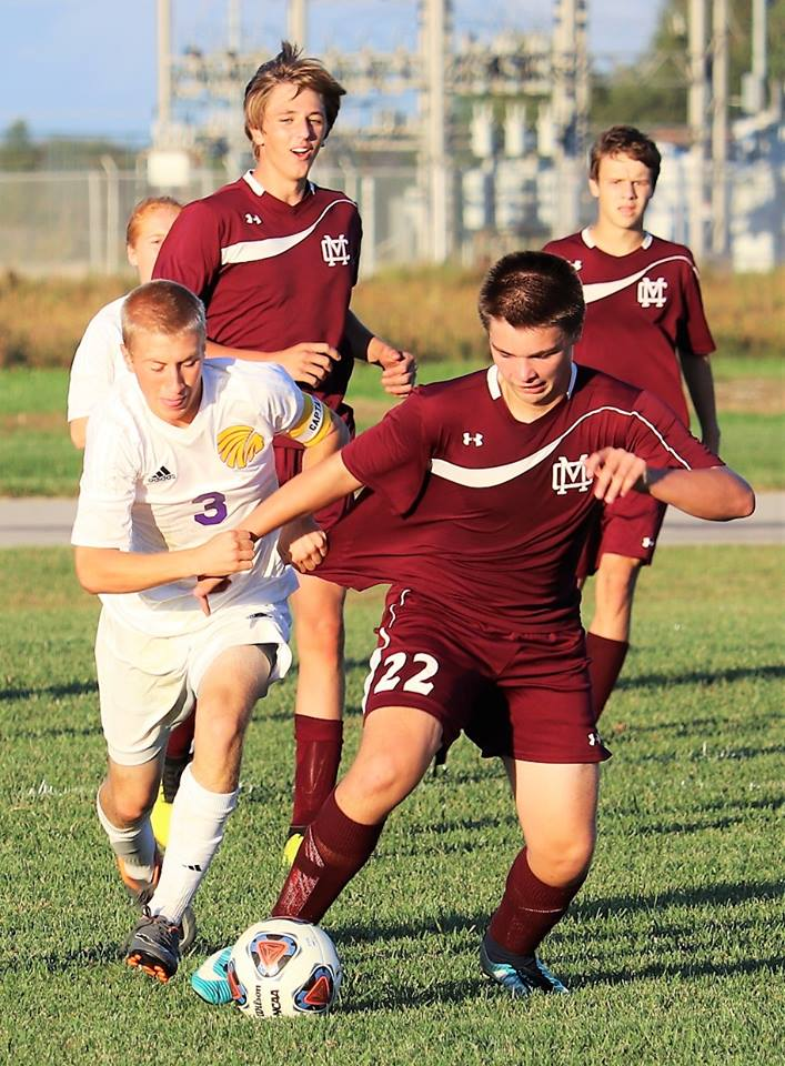 Carlyle Bows Out In 1a Soccer Regional