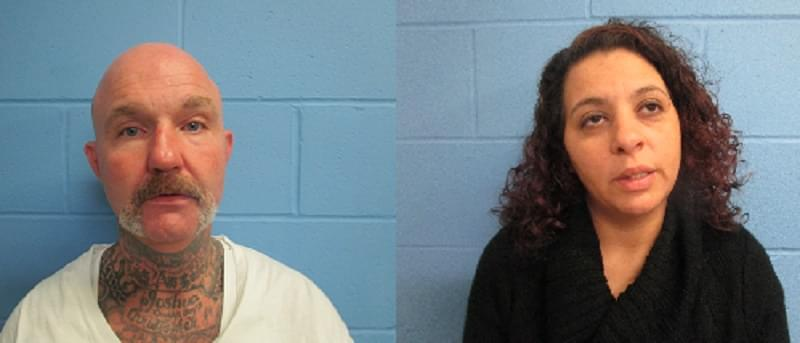Two Arrested in Centralia on Weapons and Drug Charges | WJBD-FM