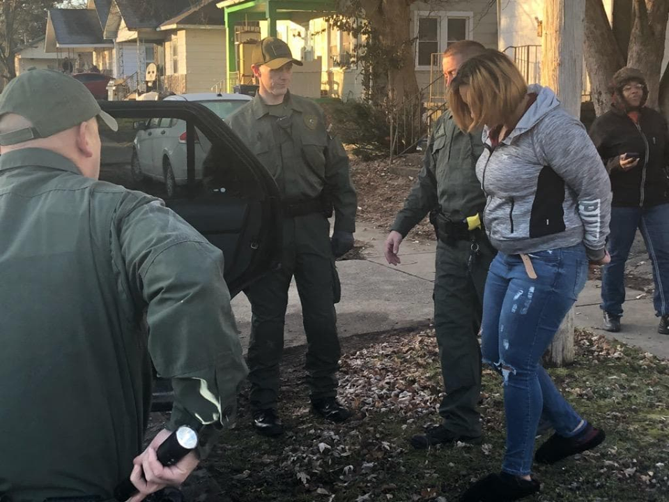 Eight Drug Arrests Made in Mt  Vernon following warrant sweep | WJBD-FM