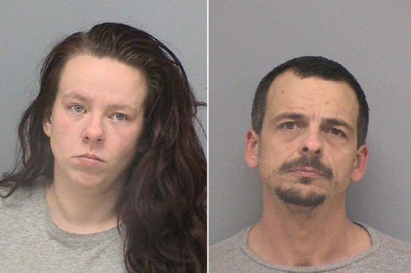 Mt  Vernon Police arrest two following Friday morning drug