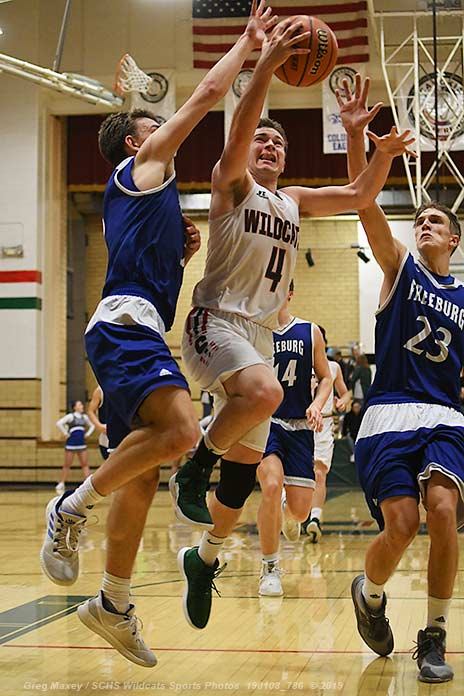 Wildcats Head to Breese For Showdown With Central….Early Start Time On WJBD