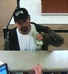 Mt. Vernon bank robber may be serial bank robber hitting banks in Tennessee and Carolinas