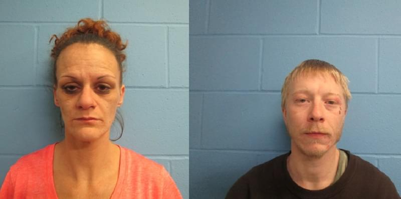Salem and Centralia Police make felony drug arrests | WJBD-FM