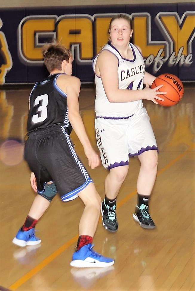 Carlyle Falls To Columbia In Cahokia Play