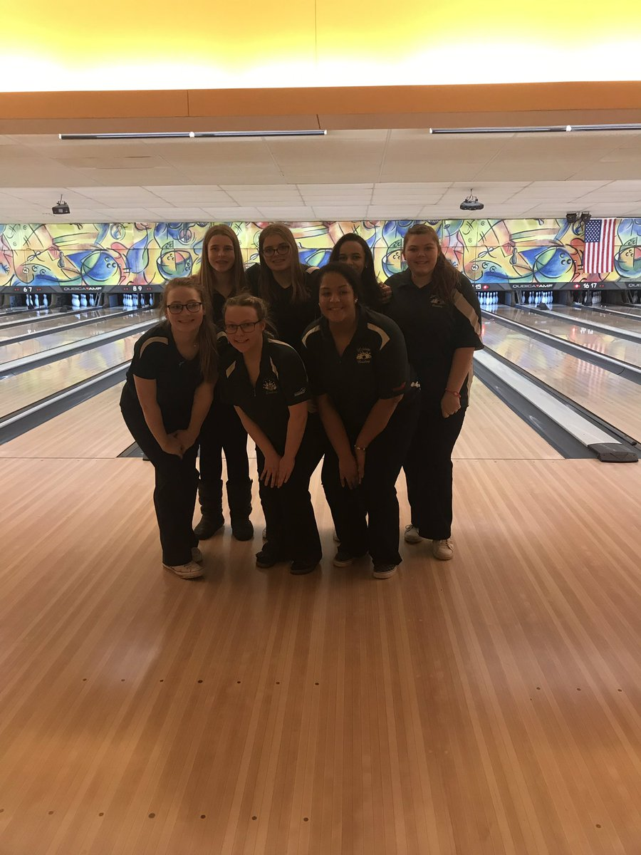Lady Cats Bowling Season Comes To An End