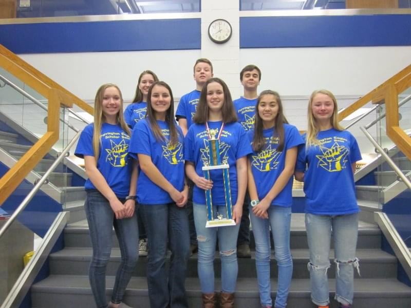 KC Hosts Middle School Scholar Bowl Meet, Farrington Takes Title Over Franklin Park