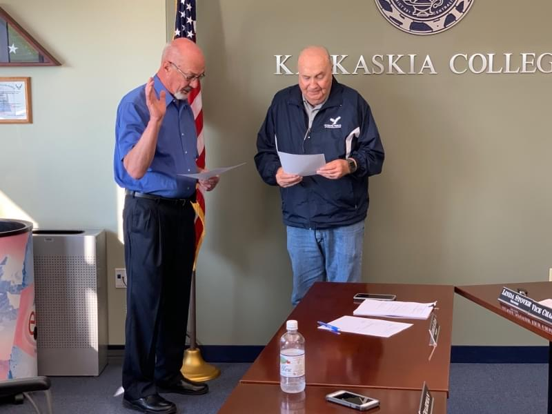Kaskaskia College Board tabs Louis Kalert of Centralia for open board seat