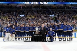 Blues beat Sharks, march on to Stanley Cup Final