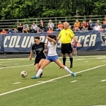 Columbia Into State Soccer Final Four