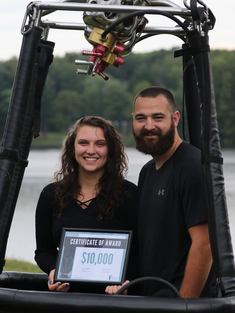 Winner selected for $10,000 wedding package at new Castle Ridge in Centralia