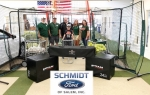 Schmidt Ford Steps Up To Plate To Donate To Baseball/Softball