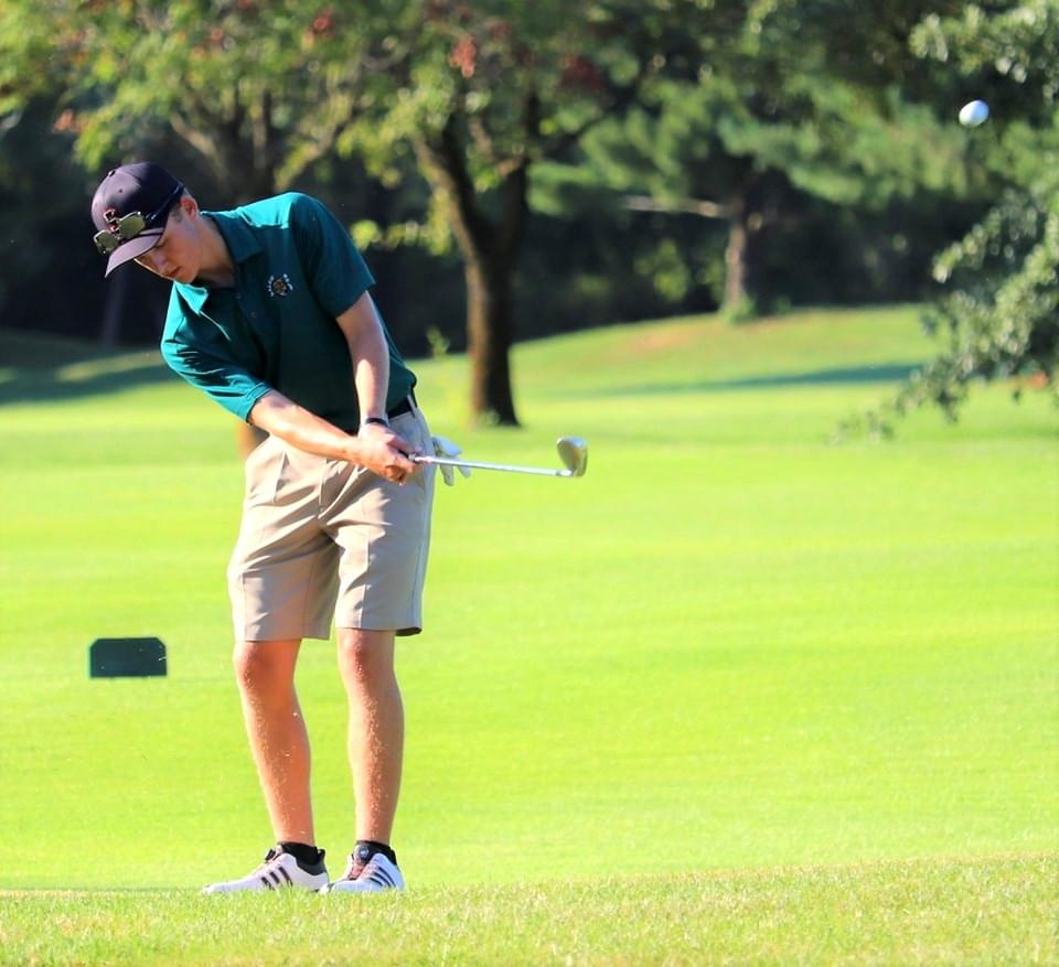 Wildcat Golfers Fall To Olney, Both Teams In Action Today