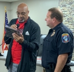 Centralia Police Chief honored on his retirement