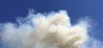 Powerline Fire grows rapidly over 24 hours