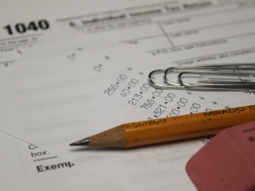 New Year, New income tax withholding