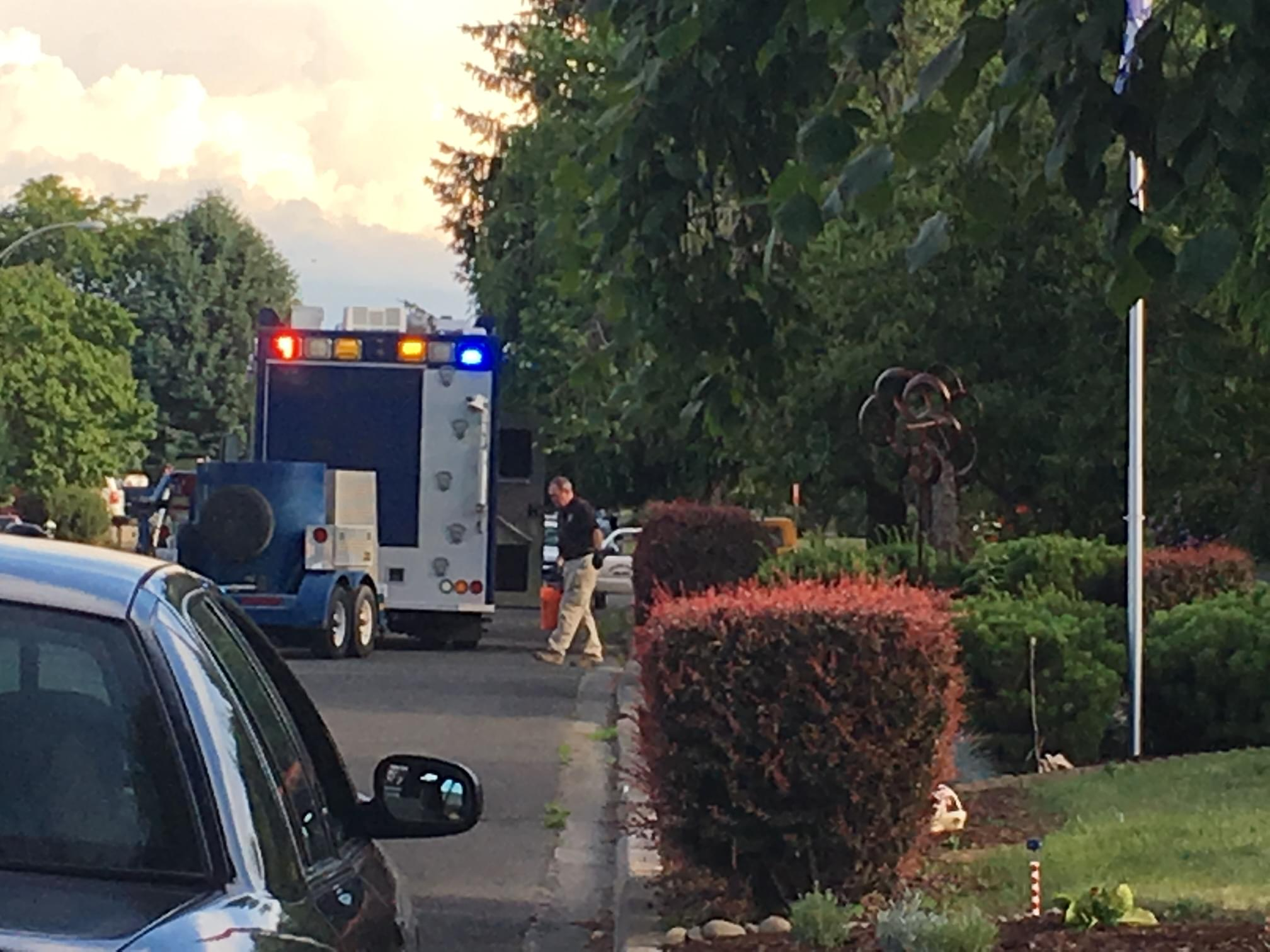 Family of deceased man tipped police about dynamite in his garage