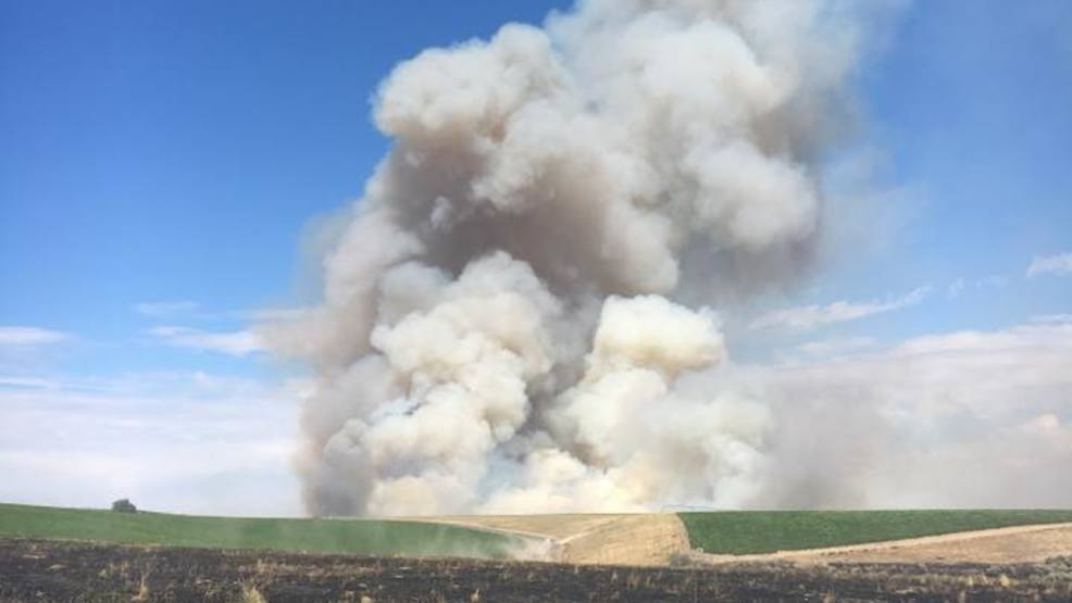 State fire assistance on the way for wildfire in Kennewick