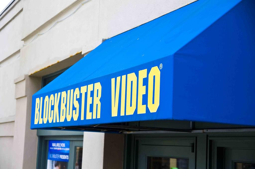 The U.S. has one Blockbuster left, and it's in Oregon