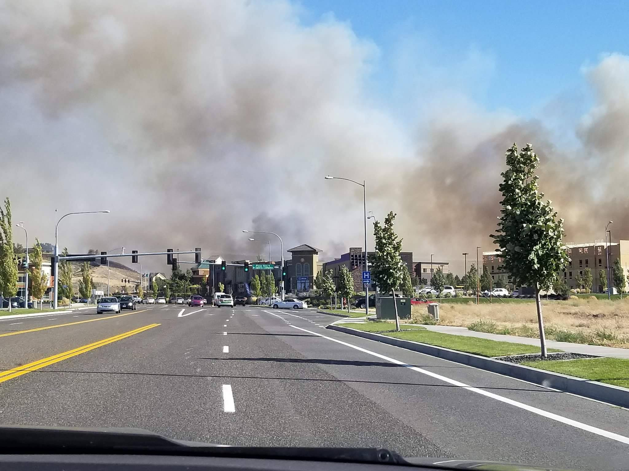 Bofer Canyon Fire claims homes, several animals