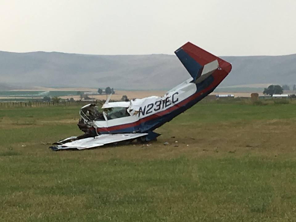 Victims identified in Baker County plane crash