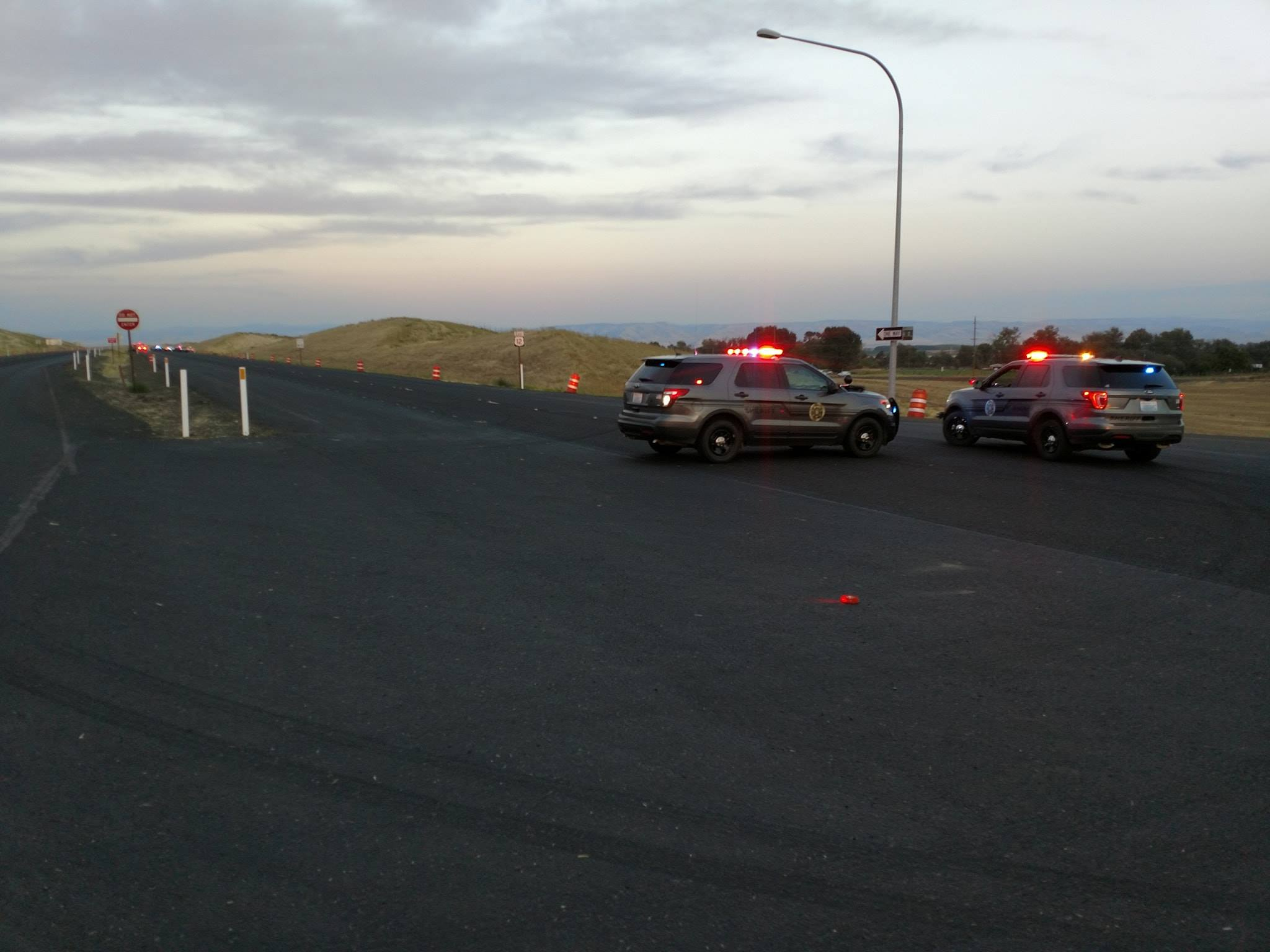 Walla Walla man killed in serious single-vehicle accident