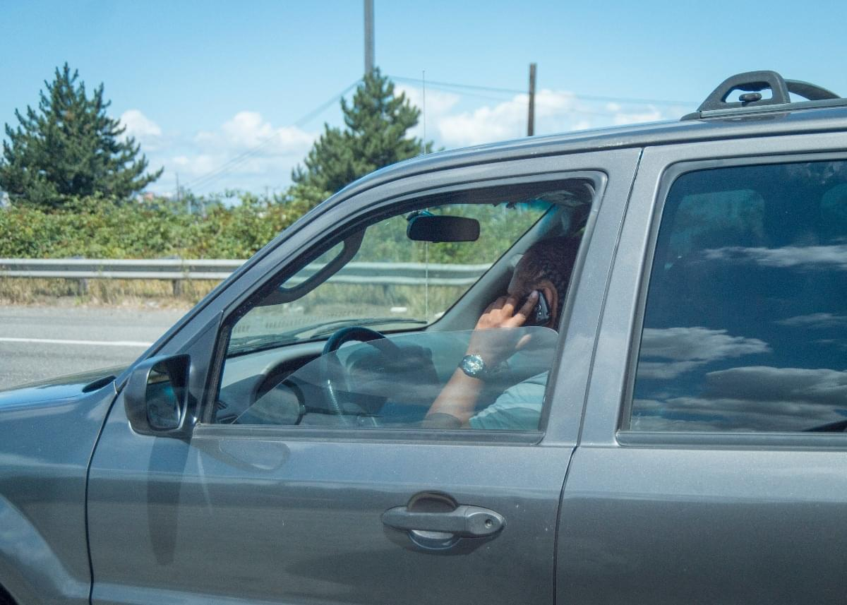 Distracted driving emphasis to begin on state highways
